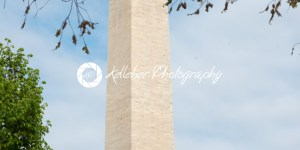 WASHINGTON, DISTRICT OF COLUMBIA – APRIL 14: View of the Washington Monument on April 14, 2017 - Kelleher Photography Store