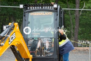 WEST BERLIN, NJ – MAY 28: Diggerland USA, the only construction themed adventure park in North America where children and families can operate actual machinery on May 28, 2017 - Kelleher Photography Store