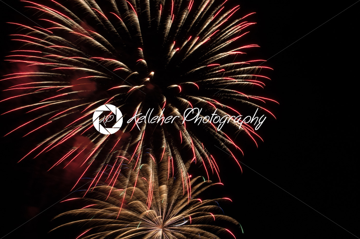 Fireworks light up the sky with dazzling display - Kelleher Photography Store
