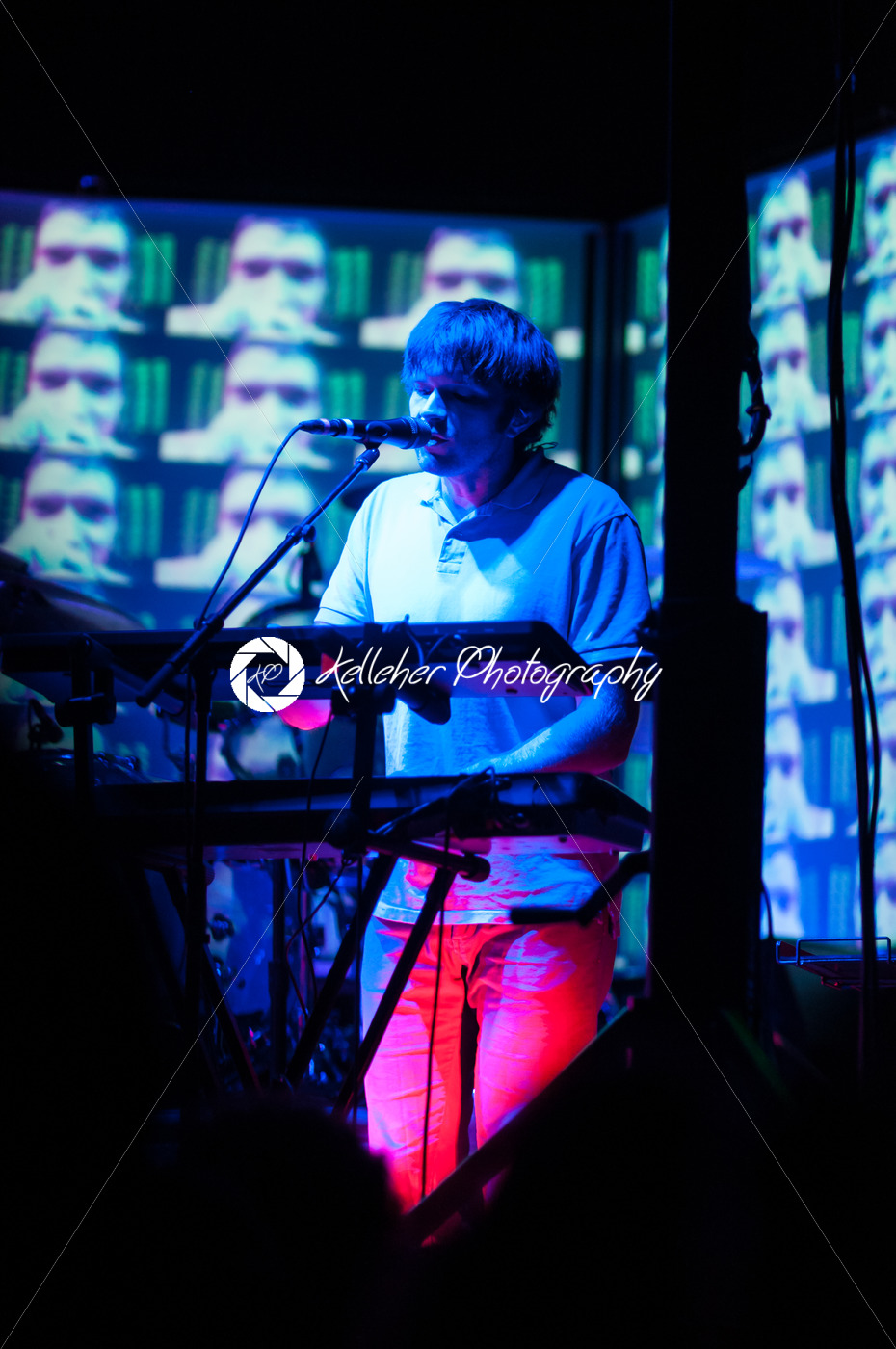 PHILADELPHIA, PA – SEPTEMBER 20: Band OK Go performs in Philadelphia on September 20, 2014. - Kelleher Photography Store