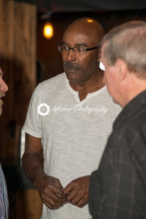 VALLEY FORGE CASINO, KING OF PRUSSIA, PA – JULY 15: former Philadelphia Eagles football player Mike Quick at Kendall's Crusade fundraising event on July 15, 2017 - Kelleher Photography Store