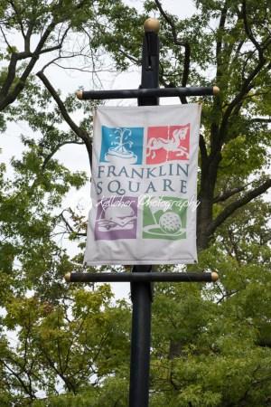 PHILADELPHIA, USA – AUGUST 12: Franklin Square in Center City Philadelphia on August 12, 2017 - Kelleher Photography Store