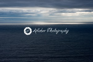 Atlantic Ocean from the Cliffs of Moher Tourist Attraction in Ireland - Kelleher Photography Store