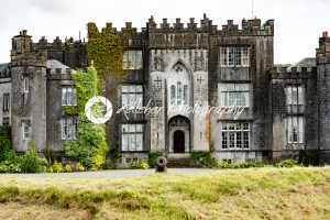 COUNTY OFFALY, IRELAND – AUGUST 23, 2017: Birr Castle in County Offaly, Ireland - Kelleher Photography Store