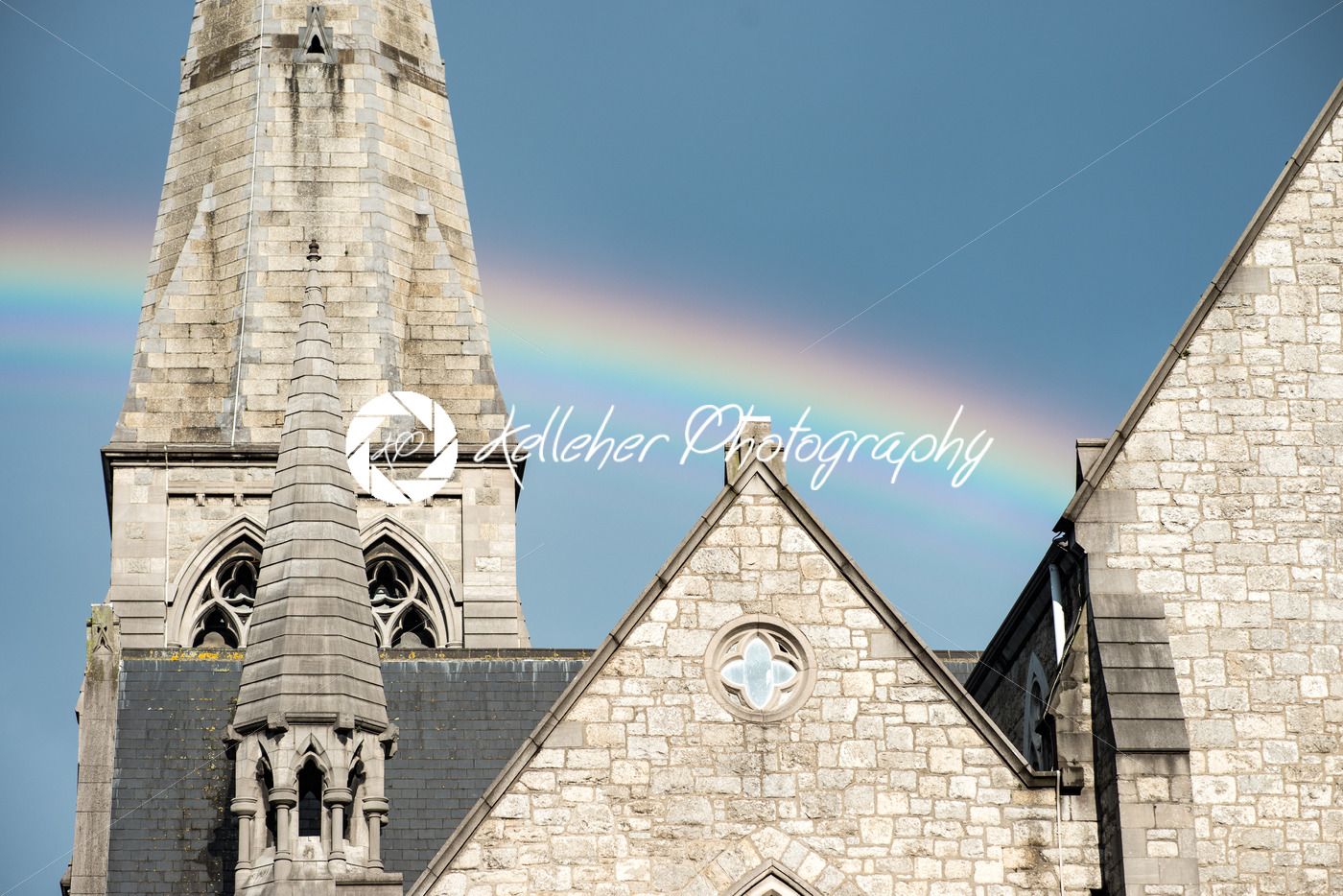 DUBLIN, IRELAND – AUGUST 31, 2017: City of Dublin Ireland - Kelleher Photography Store