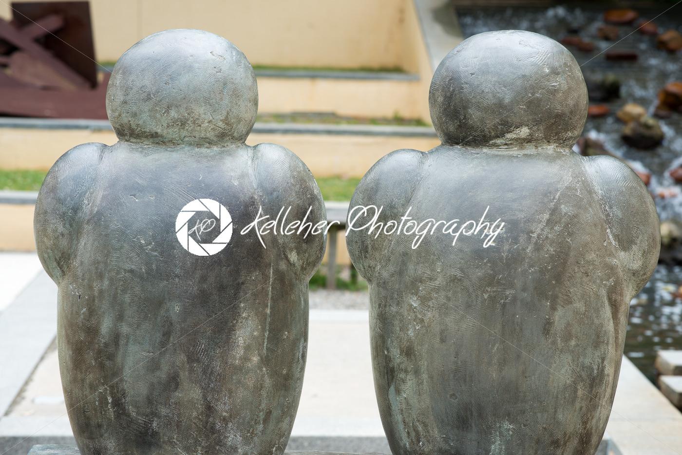 TRENTON, NJ – JUNE 17, 2017: Floating Arrangement by Joseph Howard at Grounds for Sculpture - Kelleher Photography Store
