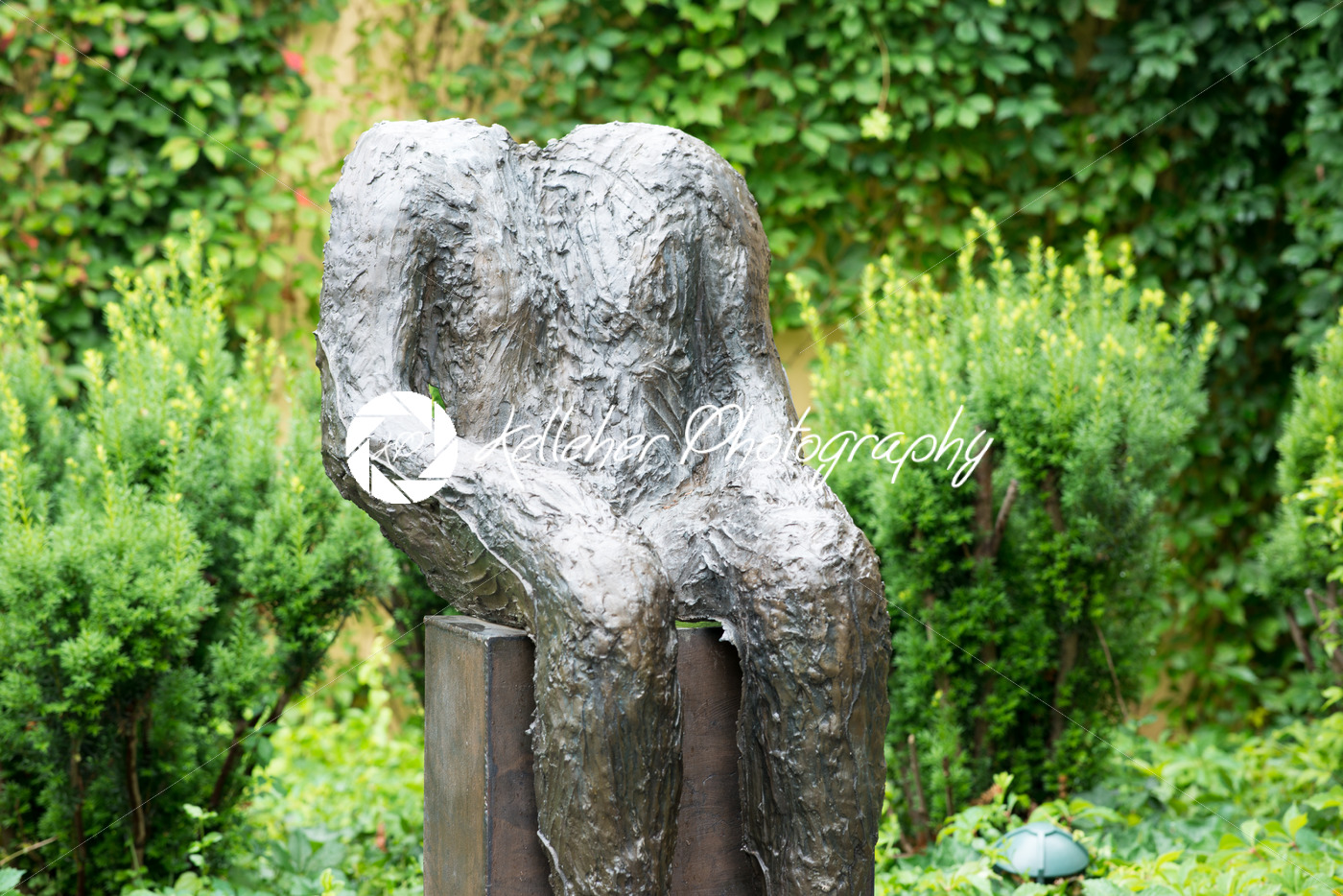 TRENTON, NJ – JUNE 17, 2017: Sage by Magdalena Abakanowicz at Grounds for Sculpture - Kelleher Photography Store