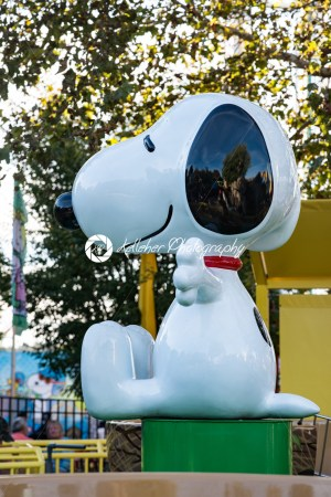 ALLENTOWN, PA – OCTOBER 22: Planet Snoopy at Dorney Park in Allentown, Pennsylvania - Kelleher Photography Store