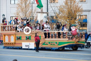 Philadelphia, PA – November 23, 2017: Annual Thanksgiving Day Parade in Center City Philadelphia, PA - Kelleher Photography Store