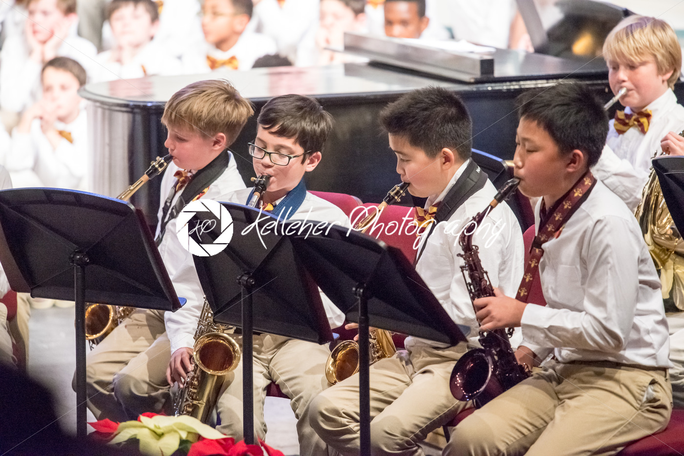 HAVERFORD, PA – DECEMBER 11: Winter Concert at The Haverford School - Kelleher Photography Store
