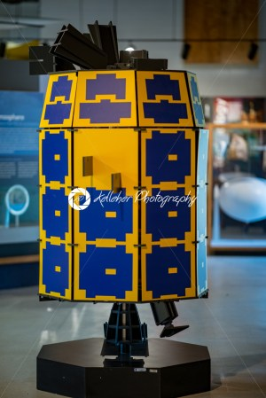 Wallops Island, Virginia – March 28, 2018: NASA Wallops visitor's center - Kelleher Photography Store