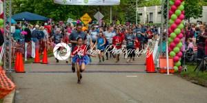 2018 Girls on the Run Race Start