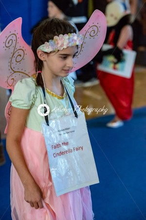 ROSEMONT, PA – OCTOBER 31, 2018; The Agnes Irwin school halloween parade - Kelleher Photography Store