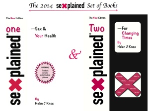 The Sexplained Set of Books - Publisher's Special Offer