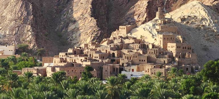 hajar-mountains