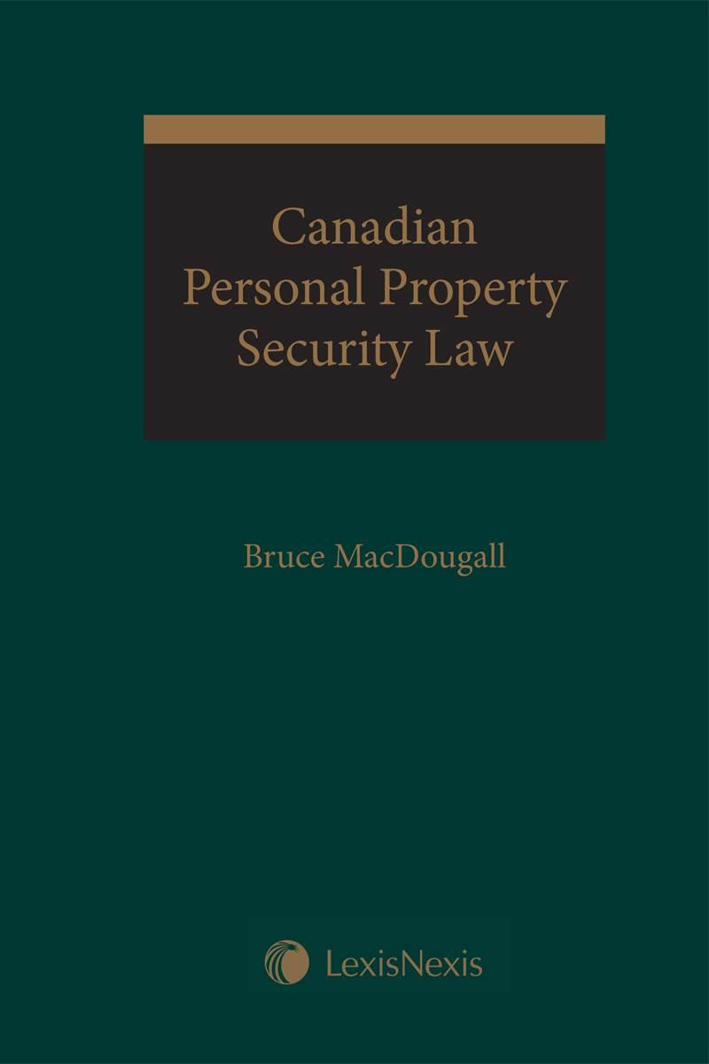 Personal Property Yukon Act Security