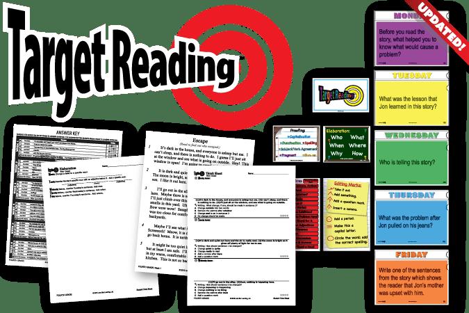 target reading u2122