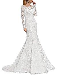 51e296ec576b Mermaid Wedding Dress Amazon - Store.LoveVisaLife