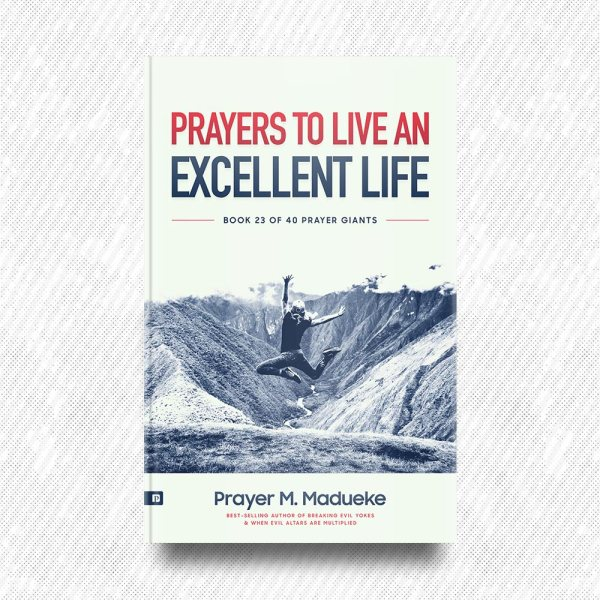 Prayers to Live an Excellent Life by Prayer M. Madueke