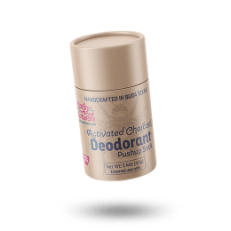 Activated Charcoal Deodorant image