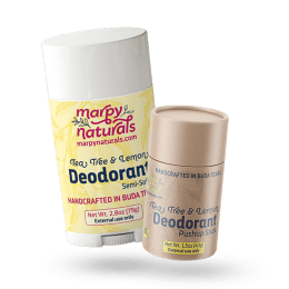 Tea Tree & Lemon Deodorant image