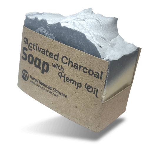 Activated Charcoal Soap image
