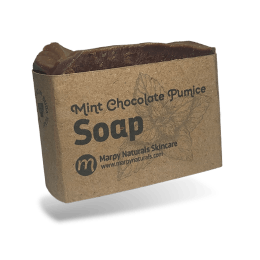 Mint Chocolate Pumice Soap product image