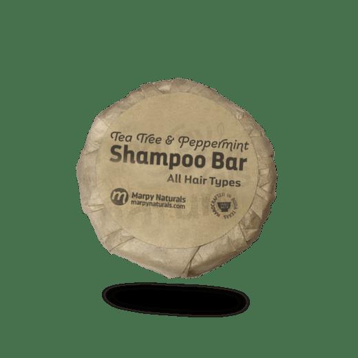 Tea Tree & Peppermint Shampoo Bar product image