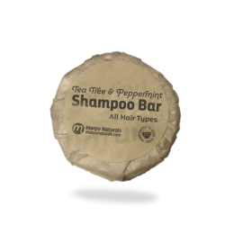 Tea Tree & Peppermint Shampoo Bar product image