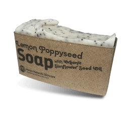 Lemon Poppyseed Soap product image