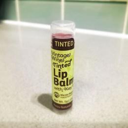 Vintage Wine Tinted Lip Balm