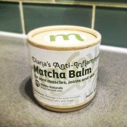 Diana's Anti-Inflammatory Matcha Balm