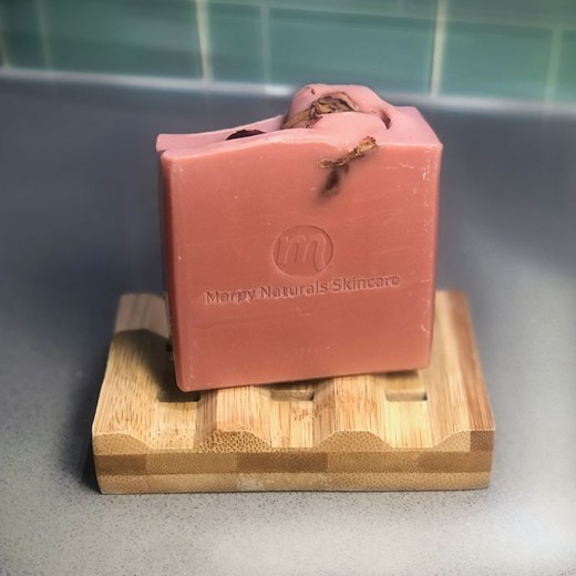 Rose Clay Face & Body Soap product image