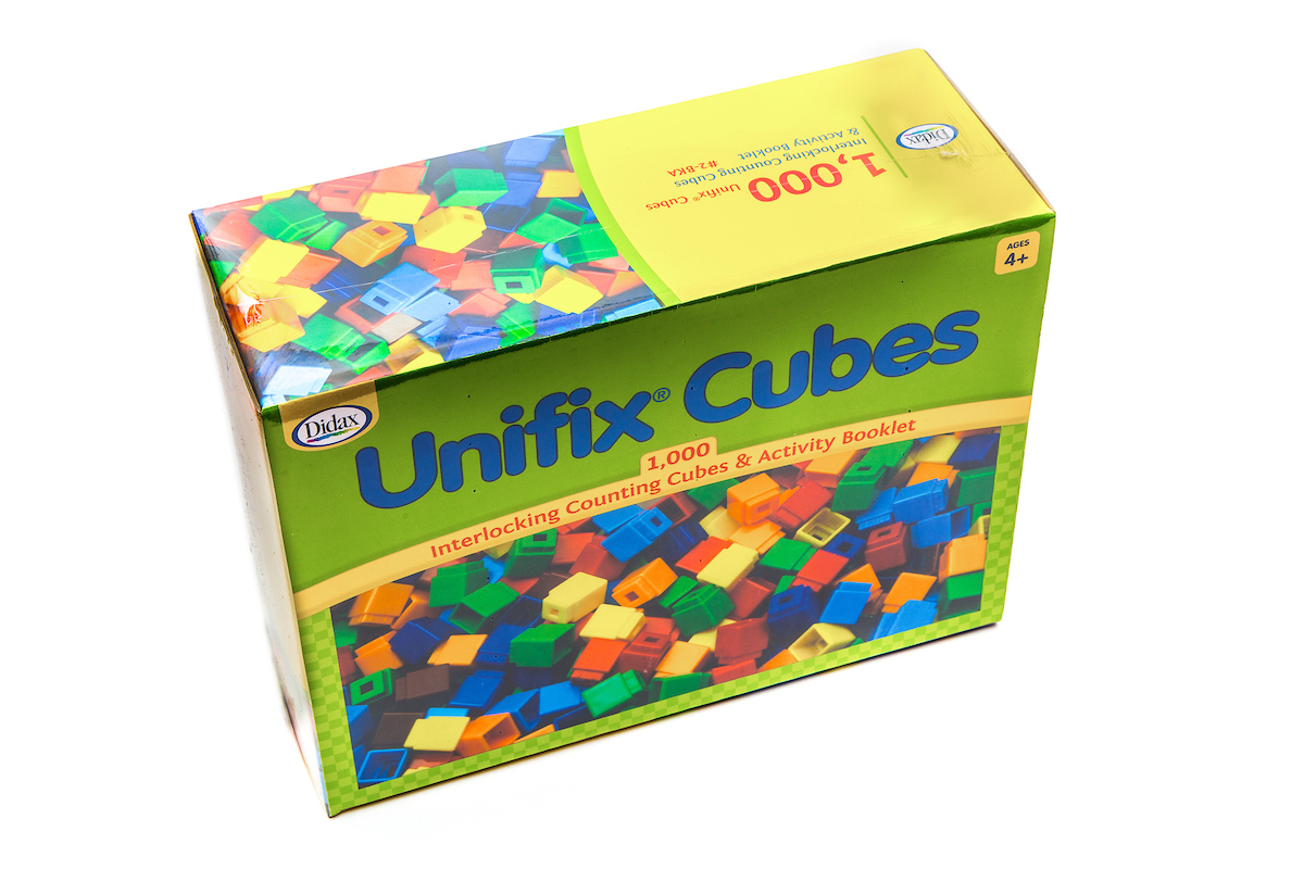 Unifix Cubes Qty 1 000