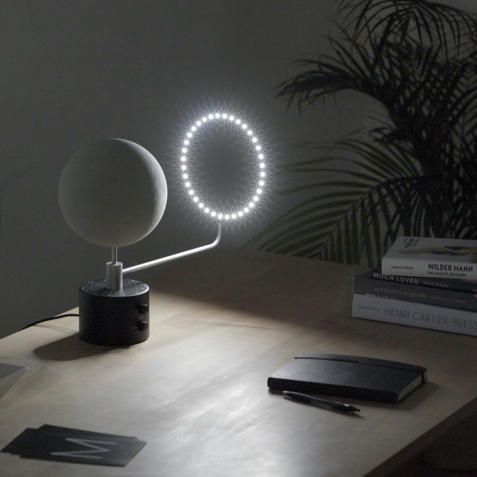 Moon Table Lamp MoMA Design Store
