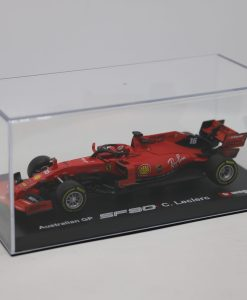 Bburago Signature Ferrari Charles Leclerc F1 SF90 Die cast 143 2019 2 scaled