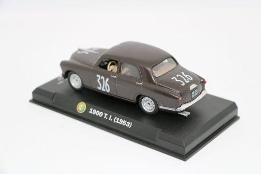 Alfa Romeo 143 1900 T.I. 1953 V Carrera Panamericana 1954 2 scaled