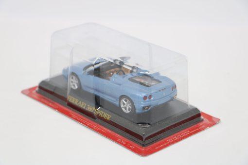 Altaya 143 Ferrari 360 Spider 2 scaled