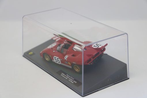 Altaya 143 Ferrari 512 S 1000 km Nurburgring 1970 N. Vaccarella 2 scaled