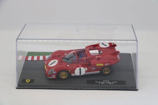 Altaya 143 Ferrari 512 S 6h Brands Hatch 1970 J. Ickx scaled