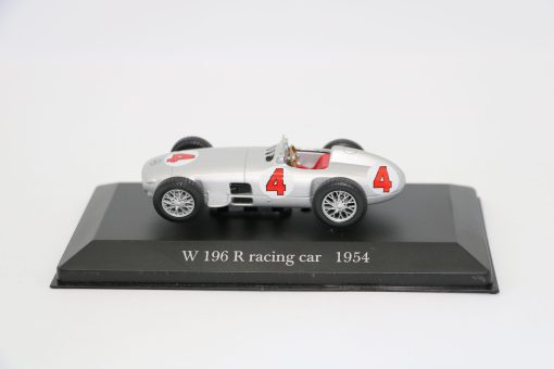 Altaya 143 Mercedes W 196 R racing car 1954 scaled
