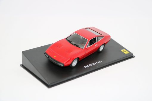 Die Cast FERRARI GT COLLECTION 143 365 GTC4 1971 2 scaled