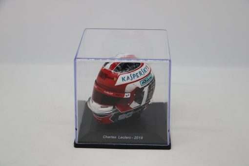 Spark 15 Mini Helmet Charles Leclerc 16 2 scaled
