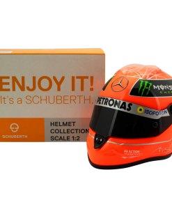 Michael Schumacher Final Helmet GP Formula 1 2012 12 5