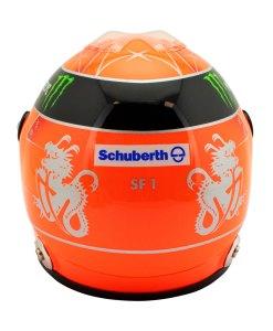 Michael Schumacher Helmet GP Formula 1 2012 12 3