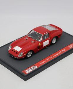 Brumm 143 Ferrari 250 GTO 1962 Record price Limited Ed. 250 pcs 4 scaled
