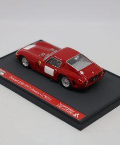 Brumm 143 Ferrari 250 GTO 1962 Record price Limited Ed. 250 pcs 6 scaled