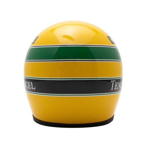Mini Helmet scala 12 Ayrton Senna 1993 5