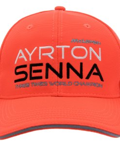 Ayrton Senna Cap McLaren world Champion 3