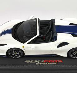 BBR 118 Ferrari 488 Pista Spider LATERALE